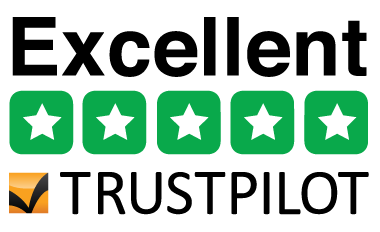 Trustpilot Excellent review badge for Hot Tub Hire Wakefield